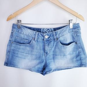So jean Shortie shorts Junior 11